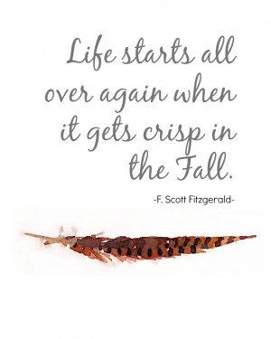 Fall Weather Quotes Click here to save quote with