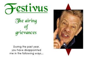 Festivus Quotes
