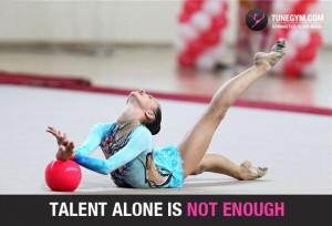 Gymnastics Quotes, Not Enough, Rhythmic Gymnastalway, Motivation ...