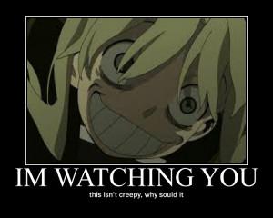 Soul Eater Creepy Crona