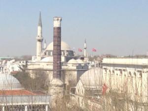 Baharda Pierre Loti Picture of Pierre Loti Hotel Istanbul