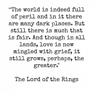 10 J.R.R. Tolkien Quotes to Live By