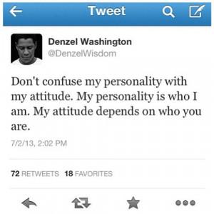 realtalk #quotes #denzelwashington #respect