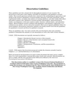 dissertation format requirements manual community mar 22 2011 ...