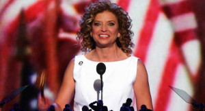 Rep. Debbie Wasserman Schultz is caught lying about a quote she made ...