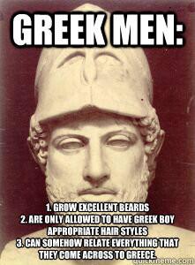 greek meme | quickmeme
