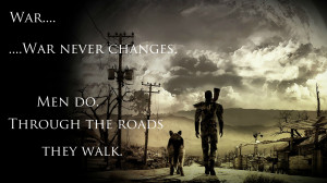 Easily One of the best Gaming Quotes (Fallout) ( i.imgur.com )