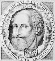 George Chapman, English dramatist, translator, and poet