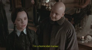 Wednesday Quotes Addams Family Addams family ... wednesday