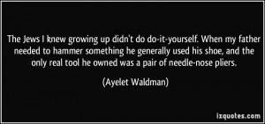 More Ayelet Waldman Quotes
