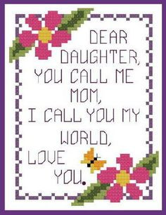 Get Well Soon Daughter Quotes | http://www.comments123.com/daughters ...