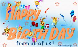 HiGreetings » Birthday » Happy Birthday » Wishing you the happiest ...
