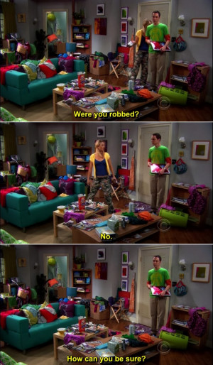 The Big Bang Theory Quote-28