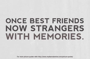 quotes about friendships gone bad