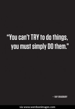 Quotes by ray bradbury