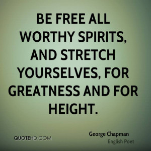 George Chapman Quotes