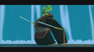Random memorable gaming quotes – The Legend of Zelda: The Wind Waker