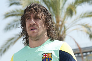 Carles Puyol Rinde Homenaje