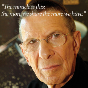 Leonard Nimoy has Passed Away Will You Miss Spock