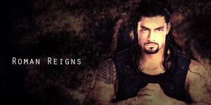 name roman reigns superman punch added 2014 06 26 tags roman reigns ...