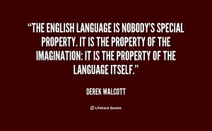 Quotes On English Language