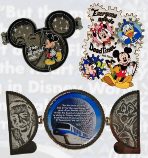 What is your favorite quote from Walt Disney?