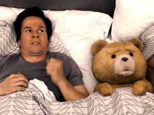 """It's a shame the """"Thunder Buddies"""" song wasn't also nominated."""