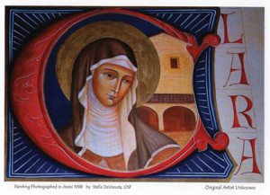 Chiara, Lady of Light: A Renewed Prayer for Guidance in the Nun Wars