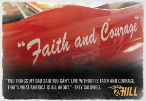 25 HILL, Faith and Courage Derby, Courtesy of Home Theater Films ...