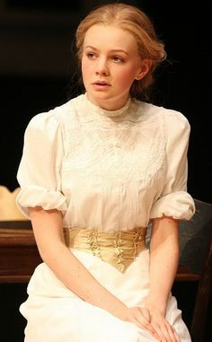Carrey Mulligan as Nina in Chekhov's