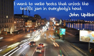 Want To Write Books That Unlock The Traffic Jam