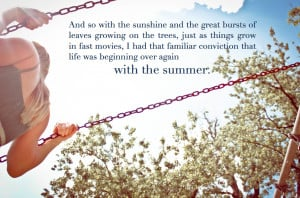 Quotes about summer - cute summer quotes