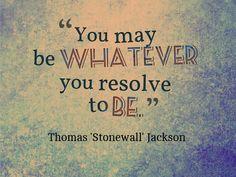 Stonewall Jackson quote