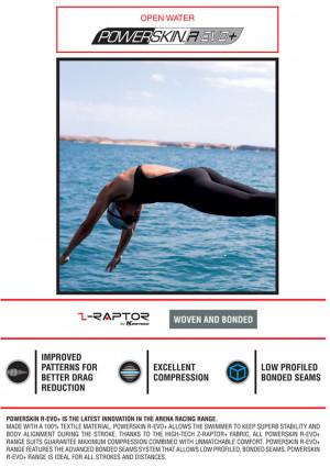 Open Water Suit