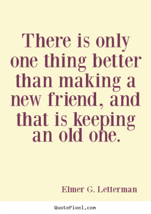 New Friend Quotes