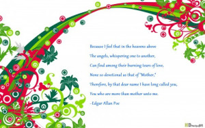 Mothers Day Poems and quotes 2014 | HD Wallpaper