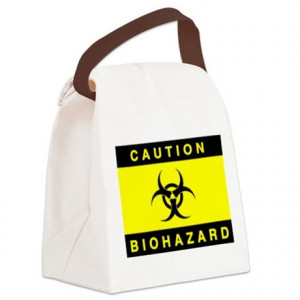 quotes gifts funny quotes bags totes caution biohazard toxic waste ...