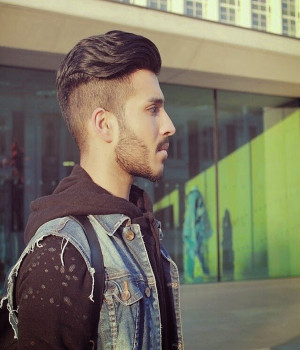 Men's Stylish Haircuts 2015