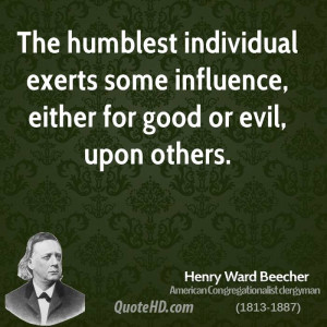 Henry Ward Beecher Quotes