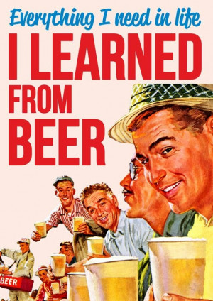question, the greatest invention in the history of mankind is beer ...