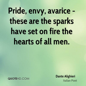 Dante Alighieri Men Quotes