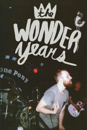 The Wonder Years - soupy