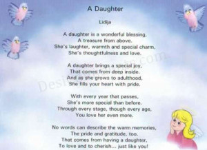 poem from daughter to mother is from the viewpoint of This mother poem ...