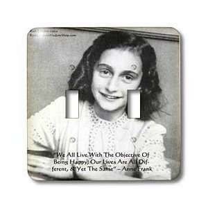 Famous Wisdom Quote Gifts Anne Frank Being Happy Wisdom Quote