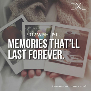 Tumblr Quotes About Memories HD Wallpaper