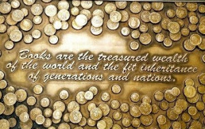 Quote about books Henry David Thoreau