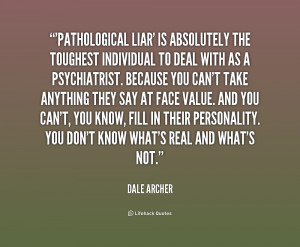 Quotes About Liars And Karma