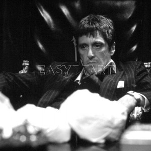 favorite scarface contains es gives orders and scarface character from