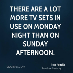 Pete Rozelle Quotes