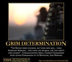 Marine Corps Quotes | Marine Corps Motivational Posters More
